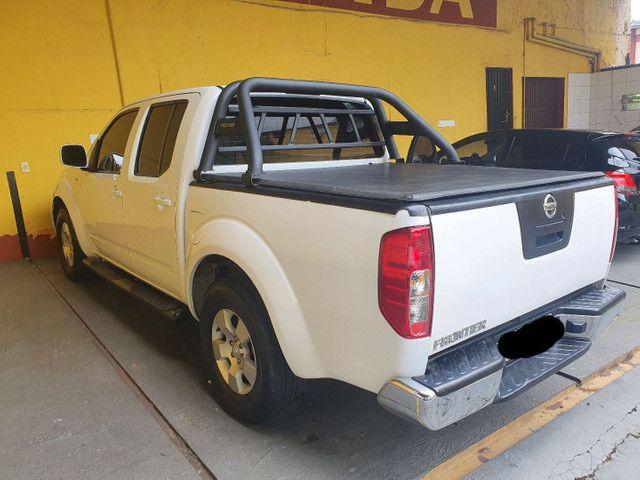 Nissan Frontier XE 4×4 Diesel 2013/2013 - Foto 4