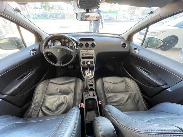 Peugeot 408 Allure 2.0 16v Aut. Flex 2012 - Foto 9