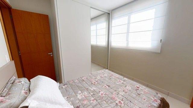 Apartamento de 2 quartos c/ varanda e suite 60m2 - Pampulha - Foto 3