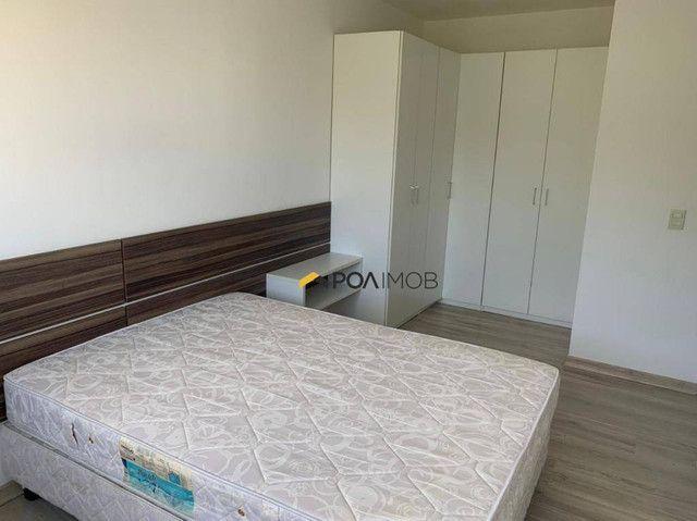 Apartamento semimobiliado com 03 dormitórios no Vida Viva Iguatemi - Foto 19