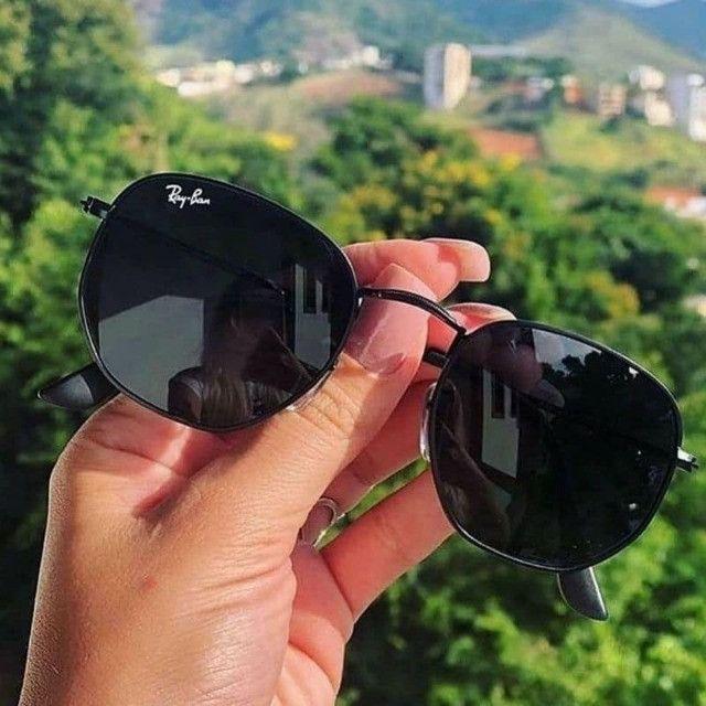 Óculos Ray-Ban Hexagonal Verão 2021 Promoção