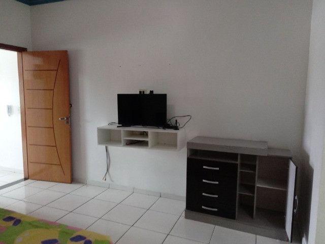 Alugo apartamento todo mobiliado com tudo incluso no Parque das Laranjeiras - Foto 4
