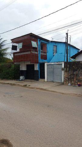 Vendo ou troco casa + ponto comercial