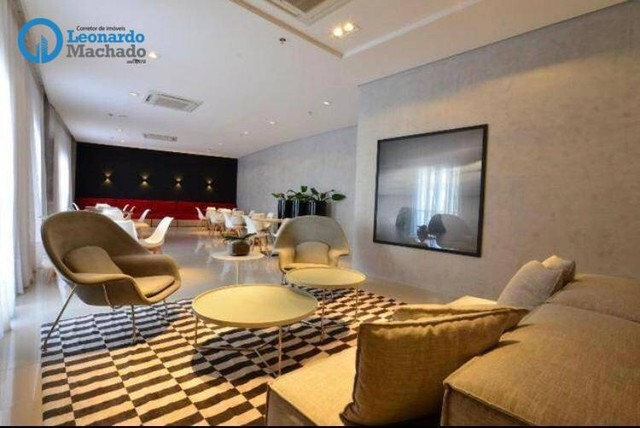 Apartamento com 2 dormitórios à venda, 47 m² por R$ 549.000,00 - Meireles - Fortaleza/CE - Foto 10