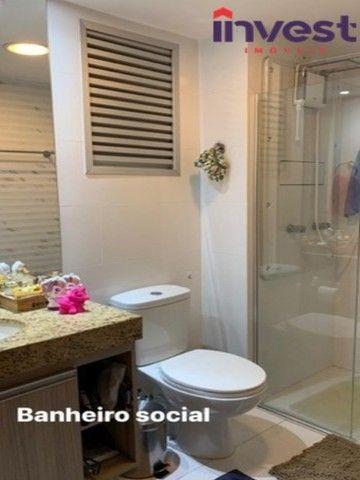 Apartamento Luxuoso com 3 Quartos e Lazer Completo em Park Sul. - Foto 5