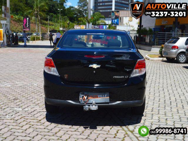 Chevrolet Prisma LT 1.0 Flex Completo*Rodas de Liga Leve*Motor 80CV - 2014 - Foto 5