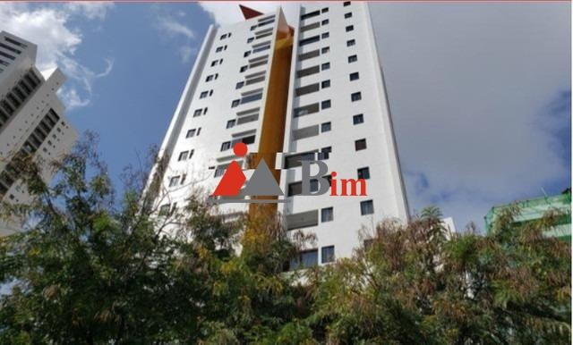 BIM Vende em Casa Amarela, 48m², 02 Quartos - Excelente Localização, Andar Alto, Nascente