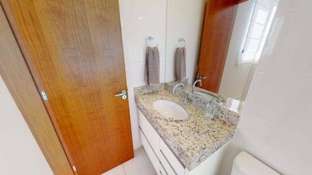Apartamento de 2 quartos c/ varanda e suite 60m2 - Pampulha - Foto 7
