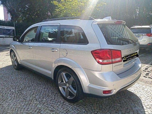 Dodge Journey 2012 Blindada n3a Sxt 3.6 v6 7lug aut+tip+toplinha+novíssima!!! - Foto 6
