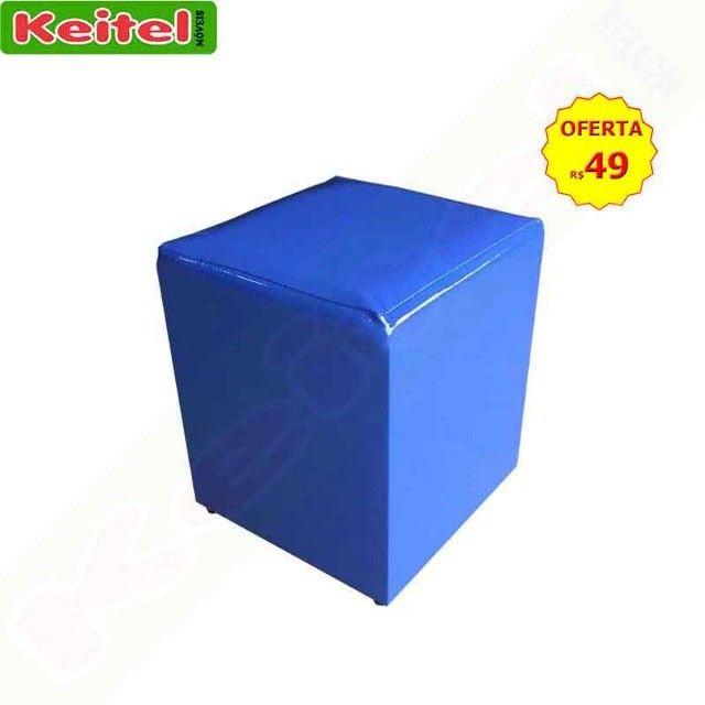 Puff Corino Azul