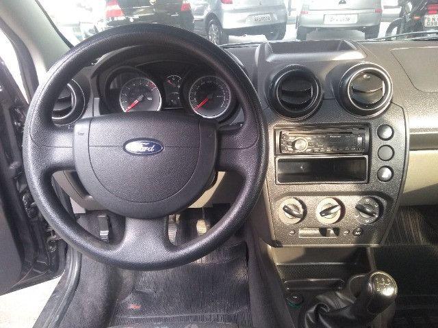 """Fiesta 1.6 2012 """"Baixo Km"""" - Foto 6"""