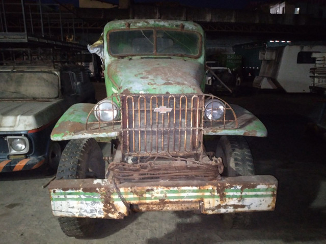 Caminha Chevrolet 1942 - Foto 4