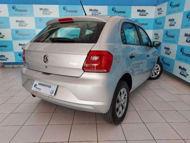 Volkswagen Gol  1.0 Flex 12V 5p - Foto 4