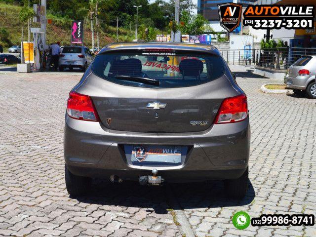 Chevrolet Onix 1.0 LT Completo*O Mais Vendido do Brasil*4 Pneus Novos- 2013 - Foto 5