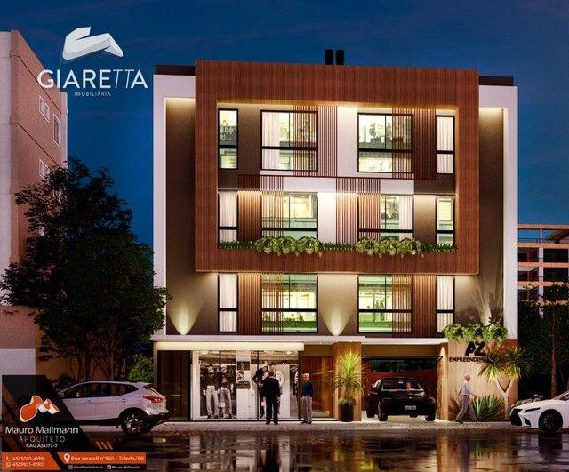 Apartamento à venda,90.00m², JARDIM TOCANTINS, TOLEDO - PR