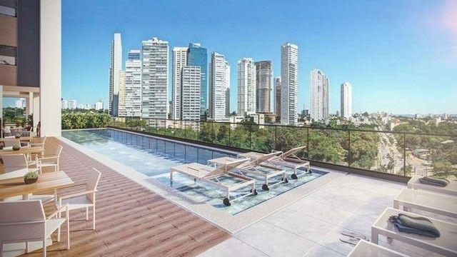 Vereda Areião - Apartamento de 111m², com 2 à 3 Dorm - Goiânia - GO - Foto 13