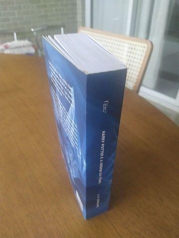 Livro Harry Potter e a Ordem da Fênix (livro 5) - Foto 3