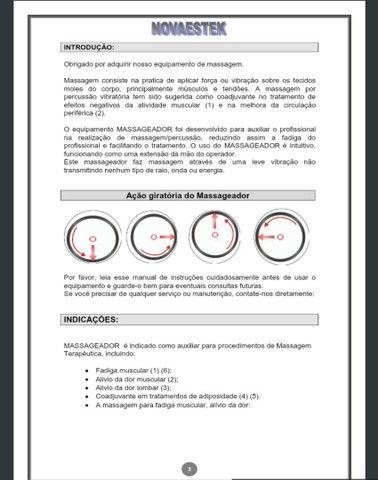 Massageador  Muscular - Vibrocell Advanced - Foto 6