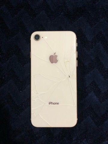 iPhone 8 Rose 256G
