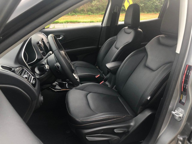 Jeep Compass Limited 2.0 4x4 Diesel 2019 - Foto 15