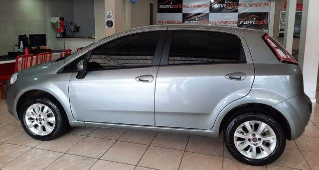 Fiat Punto Attractive 1.4 Completão  - Foto 8