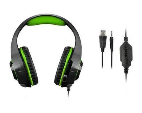 Headseat Gamer USB Led  - Foto 4