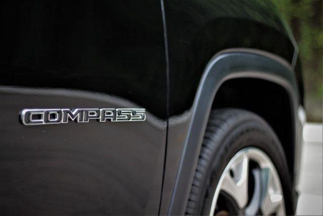 Jeep Compass 2.0 Flex Longitude AUT - Foto 2