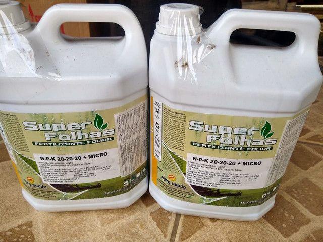 Fertilizante para crescimento de plantas e verduras de 900 por 700 10 litros - Foto 2