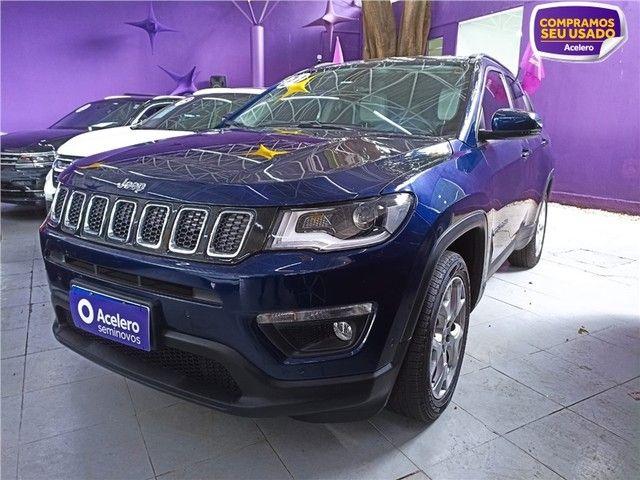 Jeep Compass 2021 2.0 16v flex longitude automático - Foto 2
