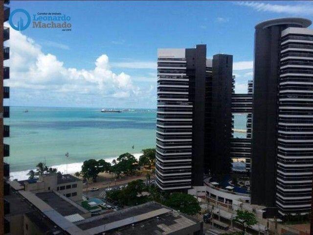 Apartamento com 2 dormitórios à venda, 47 m² por R$ 549.000,00 - Meireles - Fortaleza/CE - Foto 3