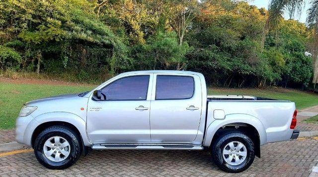 Toyota Hilux SR Automática 4x2 Flex - Foto 6