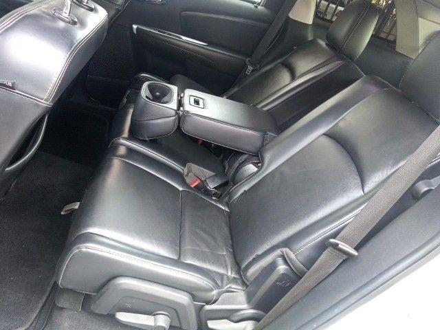 Dodge Journey 2012 Blindada n3a Sxt 3.6 v6 7lug aut+tip+toplinha+novíssima!!! - Foto 16