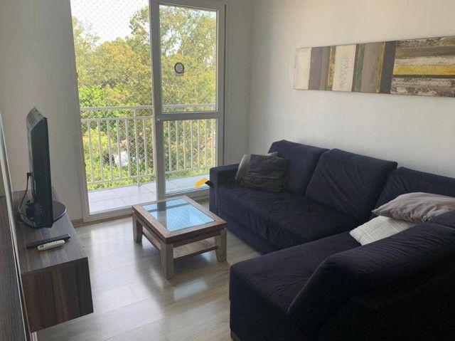 Apartamento semimobiliado com 03 dormitórios no Vida Viva Iguatemi - Foto 3