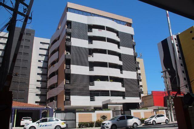 Edifício Porto Banús - apartamento na Jatiúca, 3 quartos, super conservado