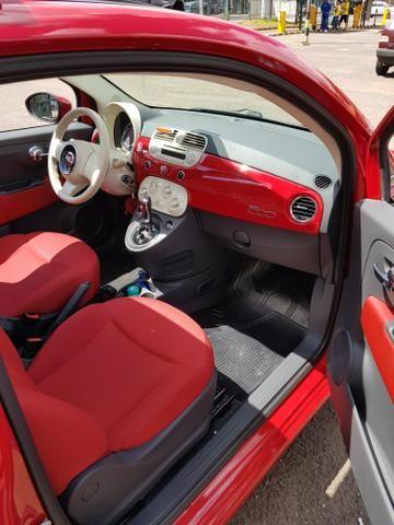 Fiat 500 Dual + teto