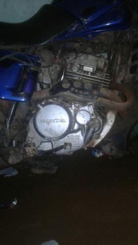 Vendo Motor da Sahara.