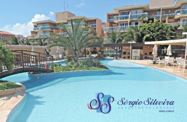Oportunidade Apartamento no Porto das Dunas Palm Beach Aquiraz