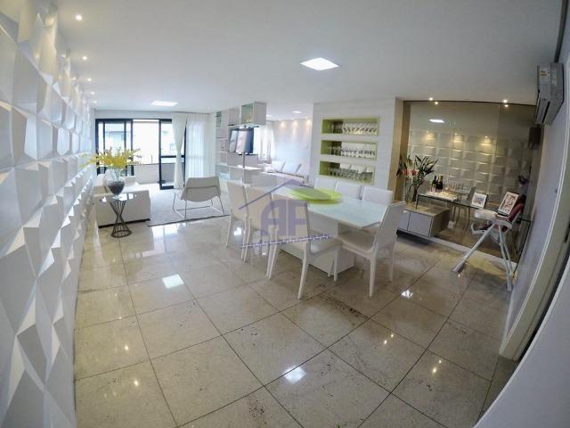 Apartamento totalmente nascente com 3 suítes (1 máster) - Ponta Verde