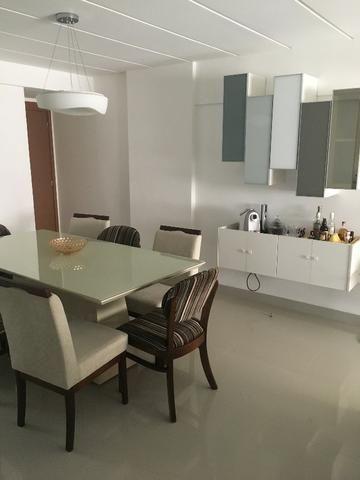 Apartamento na Atalaia, 2 quartos, Cond Atlantic Tower, reformado, dependência completa