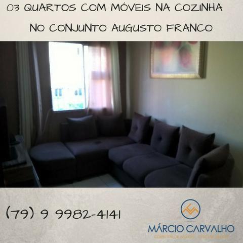 Apartamento 03 quartos em Aracaju no augusto franco Farolândia