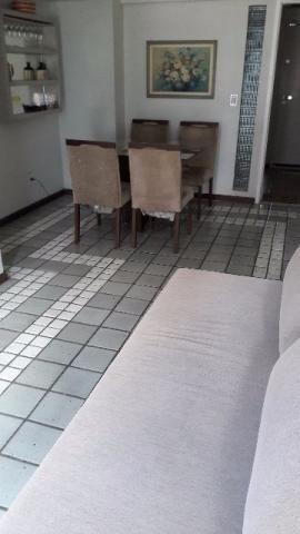 Apartamento Mobiliado 2 quartos 2 suítes Boa Viagem