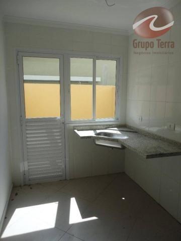 Sobrado com 2 dormitórios à venda, 69 m² por r$ 220.000,00 - jardim uirá - são josé dos ca - Foto 4
