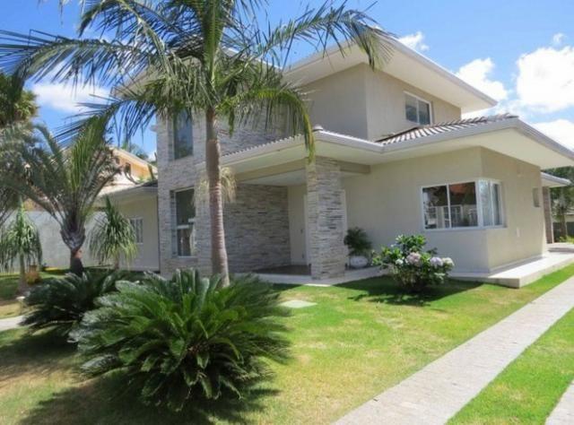 Samuel Pereira oferece: Casa Bela Vista 3 Suites Moderna Churrasqueira Paisagismo Salão - Foto 2