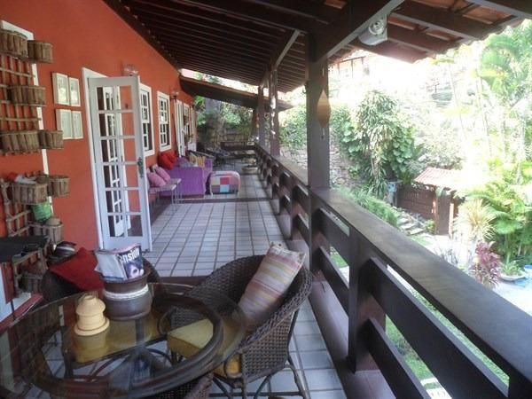 Condomínio, Itaipu, 4 Quartos, 2 suítes, 400 metros de construção, casarão - Foto 11