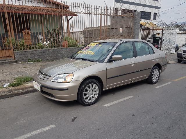 Honda Civic Sedan 1.7 LX 2002
