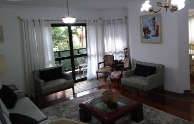 Apartamento com 4 dormitórios à venda, 203 m² por R$ 980.000 - Jardim Anália Franco - São  - Foto 12