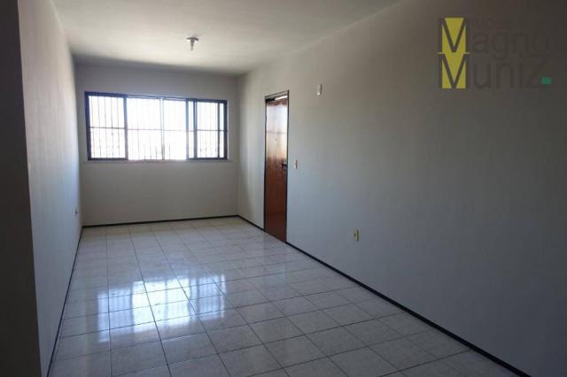 Apartamento com 3 dormitórios para alugar, 114 m² por r$ 800,00/mês - fátima - fortaleza/c - Foto 5