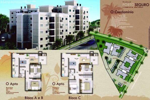 Apartamento Novo 3 quartos- Residencial Porto Seguro- Pinheirinho - Foto 7