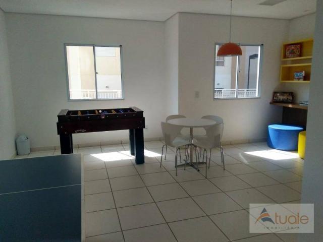 Apartamento com 2 dormitórios à venda ou locação, 57 m² - Residencial Viva Vista - Sumaré/ - Foto 14