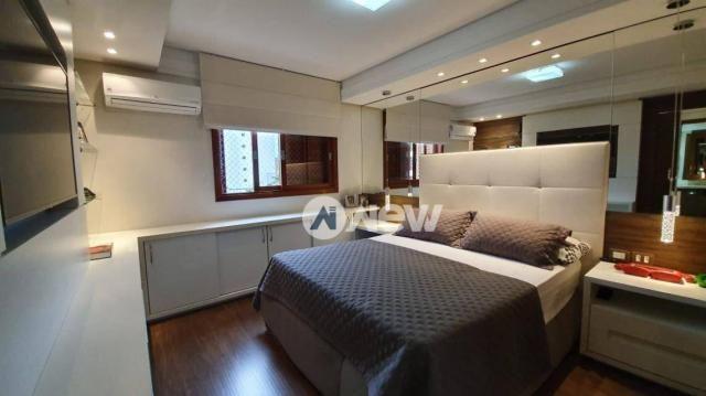 Apartamento com 3 dormitórios à venda, 129 m² por r$ 750.000,00 - centro - novo hamburgo/r - Foto 18